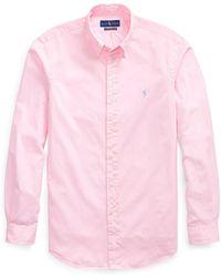Pink Pony - Classic Fit Twill Shirt - Lyst