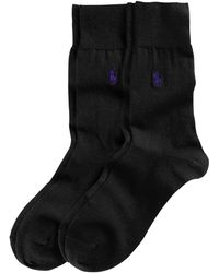 Polo Ralph Lauren - Merino Trouser Sock 2-pack - Lyst
