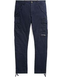 Polo Ralph Lauren - Slim Fit Canvas Cargo Pant - Lyst