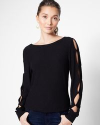 Ramy Brook - Corine Sweater - Lyst