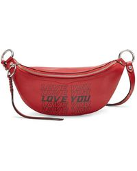Rebecca Minkoff - Love You Belt Bag - Lyst