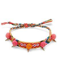 Rebecca Minkoff - Cha-cha Friendship Bracelet - Lyst