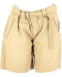 Ralph Lauren Shorts aus Baumwolle - Natur