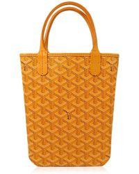 4e173b28fade Lyst - Louis Vuitton Authentic Luco Tote Bag M51155 Monogram Used ...