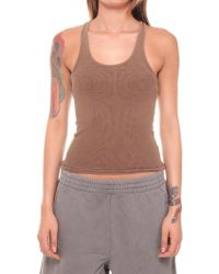 916cbad3 Women's Yeezy Sleeveless and tank tops On Sale - Lyst