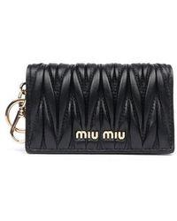 Miu Miu - Card/idcase - Lyst