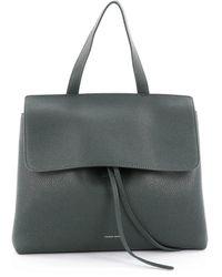 Mansur Gavriel - Lady Bag Tumbled Leather Medium - Lyst
