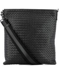 d6ec8dbac456 Lyst - Fendi Nero Black Leather Mama Shoulder Bag in Black