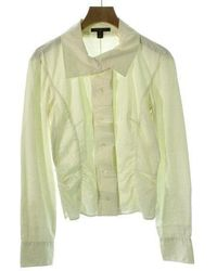 Louis Vuitton - Shirt White 36 - Lyst