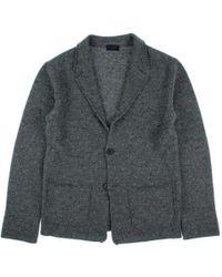 Lanvin - Jacket Grey M - Lyst