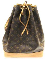 Louis Vuitton | Noe Shoulder Bag Monogram Canvas M42224 | Lyst