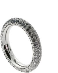 Chanel | Sapphire Diamond Cocktail Ring | Lyst