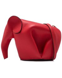 Loewe - Elephant Mini Bag - Lyst