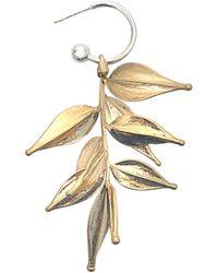 Proenza Schouler - Short Leaf Mono Earring - Lyst