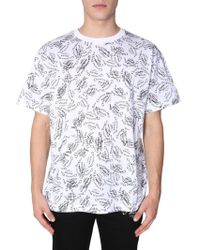 """Dior Homme - """"christian Dior Atelier"""" Printed T-shirt - Lyst"""