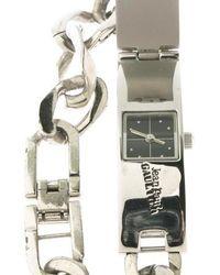 Jean Paul Gaultier   Wrist Watches Silver   Lyst