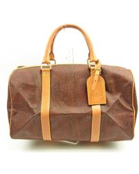 Etro | Boston Bag Paisley Used Y5977 | Lyst