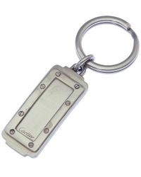 Cartier - Key Ring Bis Plate Unisexused Y2834 - Lyst