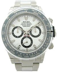 Rolex - Daytona Watch 116500 Ln Automatic White Stainless Steel (ss) - Lyst