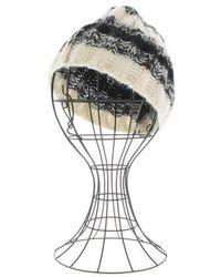 Dior Homme - Knit Cap White - Lyst