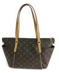 81535b9be8ab Louis Vuitton - Totally Pm Shoulder Bag Monogram Canvas M41016 - Lyst