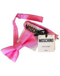 Moschino - Pink Papillon Nwot - Lyst