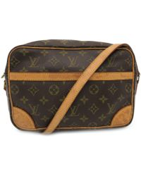 Louis Vuitton - Lv Trocadero Shoulder Bag Monogram Brown 9951 - Lyst