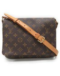 Louis Vuitton | Musette Tango Short Shoulder Bag M51257 Monogram Brown | Lyst