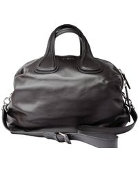 Givenchy | Nightingale 2way Bag Dark Brown | Lyst