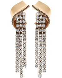 Reiss - Liv Earrings - Lyst