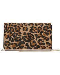 Reiss - Mina Leopard - Lyst