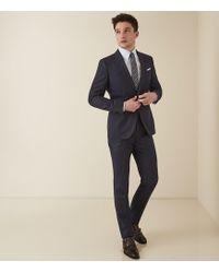 Reiss - Hugo - Single Breasted Pinstripe Suit - Lyst