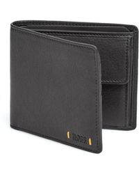 BOSS Orange - City 4cc Coin Holder Black Wallet - Lyst