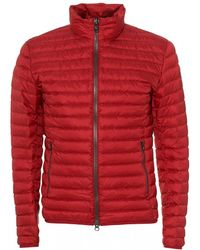 Colmar Down Insulated Racing Red Jacket