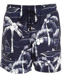 Vilebrequin - Printed Swim Shorts - Lyst