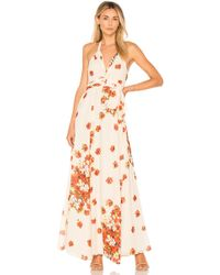 House of Harlow 1960 - X Revolve Bloom Dress - Lyst