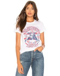 Junk Food - Grateful Dead Tee In White - Lyst