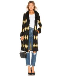 House of Harlow 1960 - X Revolve Cullen Coat In Black - Lyst