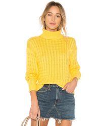 Tularosa - Like A Babe Sweater - Lyst