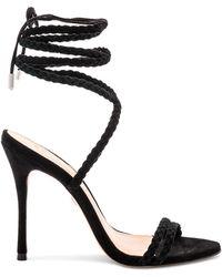 Schutz - Lany Sandal In Black - Lyst