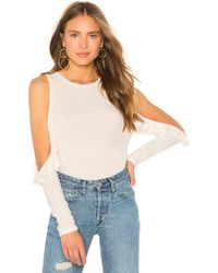 Generation Love - Brielle Ruffle Top - Lyst
