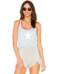 Wildfox | All Star Top | Lyst