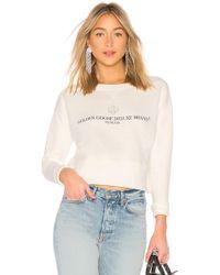 Golden Goose Deluxe Brand - Sissi Sweatshirt - Lyst