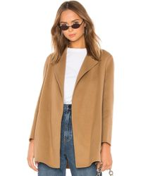 Theory - Clairene Jacket In Brown - Lyst