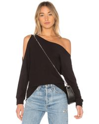 Lanston | One Shoulder Pullover | Lyst