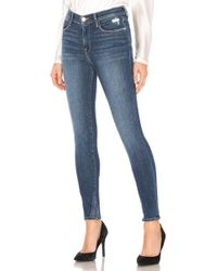 FRAME - Le High Skinny. Size 24,25,30. - Lyst