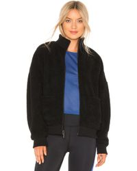Alala - Arcs Reversible Bomber Jacket In Black - Lyst