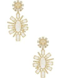 Kendra Scott - Glenda Statement Earrings - Lyst