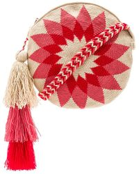 Guanabana - Mola Bag In Red. - Lyst