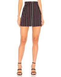 BCBGeneration - Ruffle Pocket Skirt - Lyst